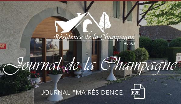 journal de la champagne